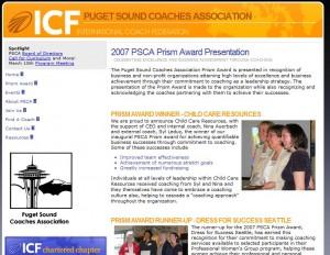 2007-PRISM-Award